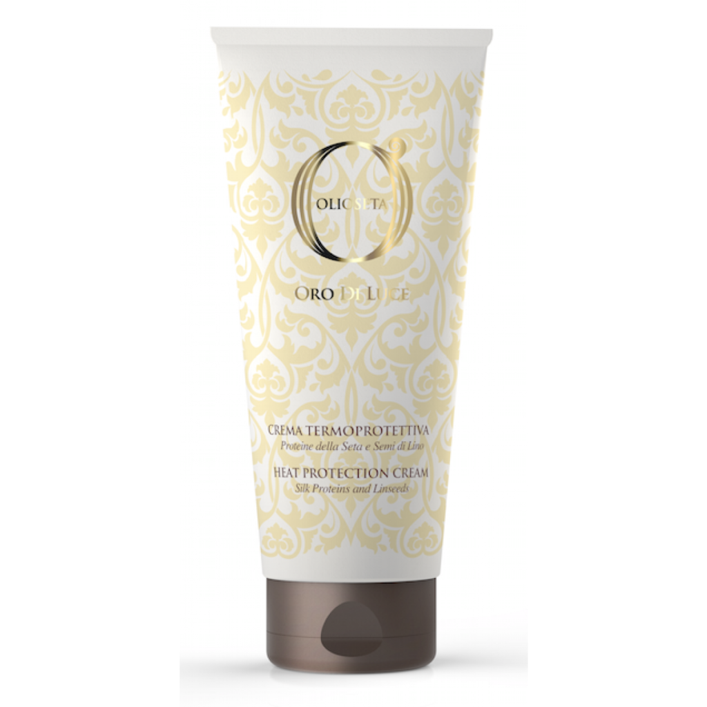 oro di luce heat protection cream