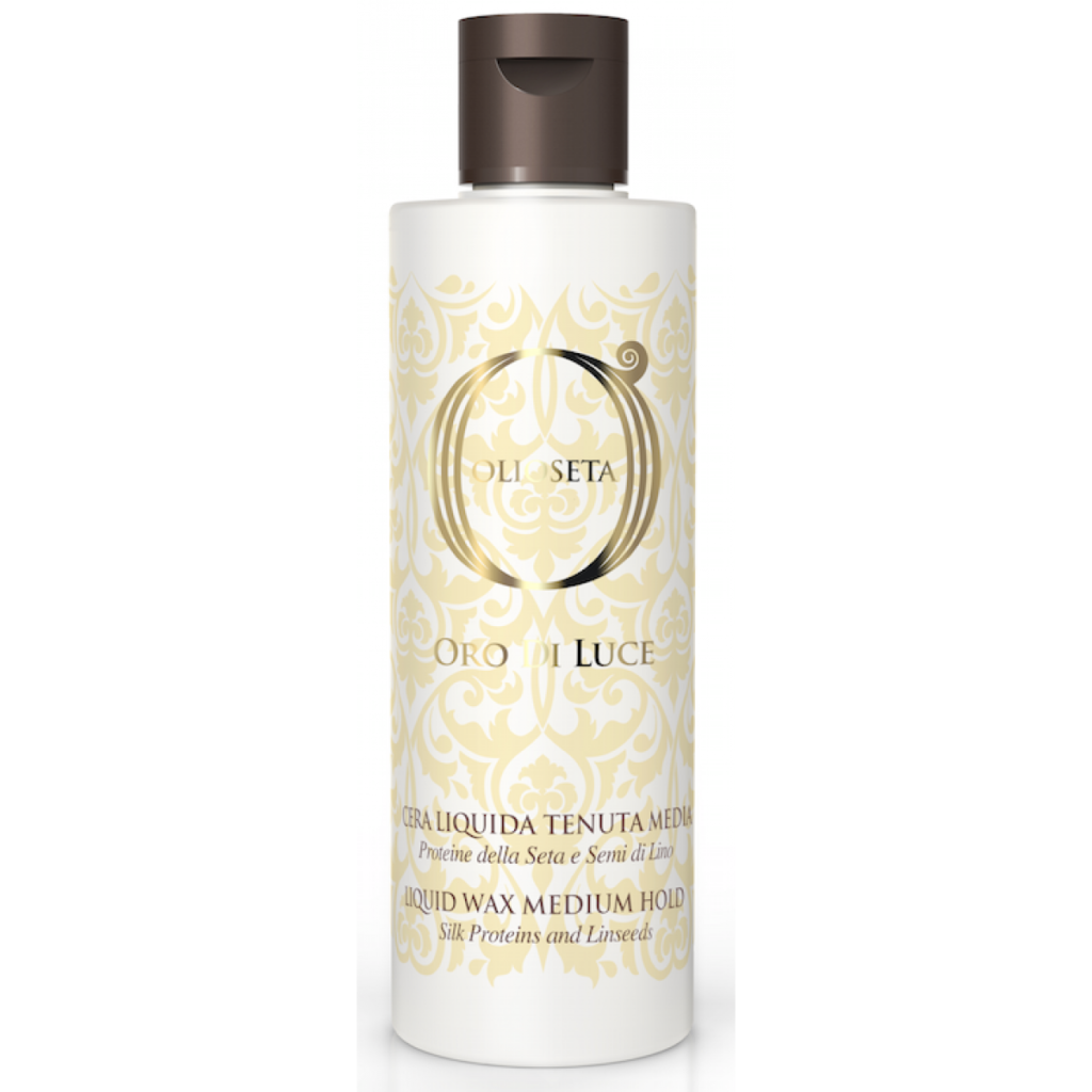 oro di luce liquid wax