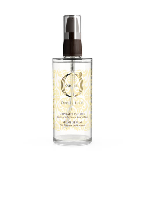 oro di luce shine serum