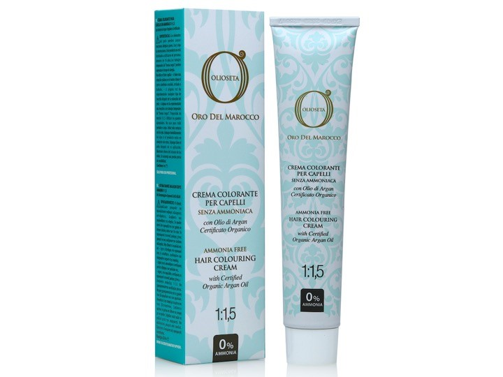 oro del marocco hair coloring cream