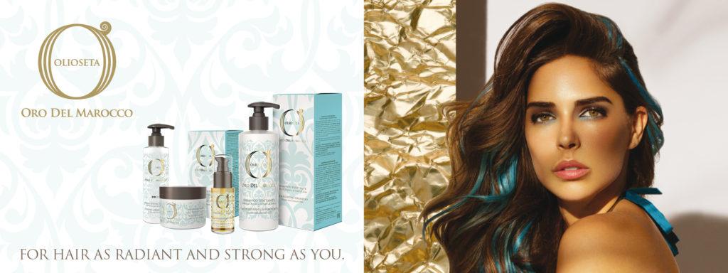 oro del marocco hair coloring cream