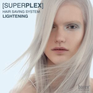 superplex lightener hair bleaching powder