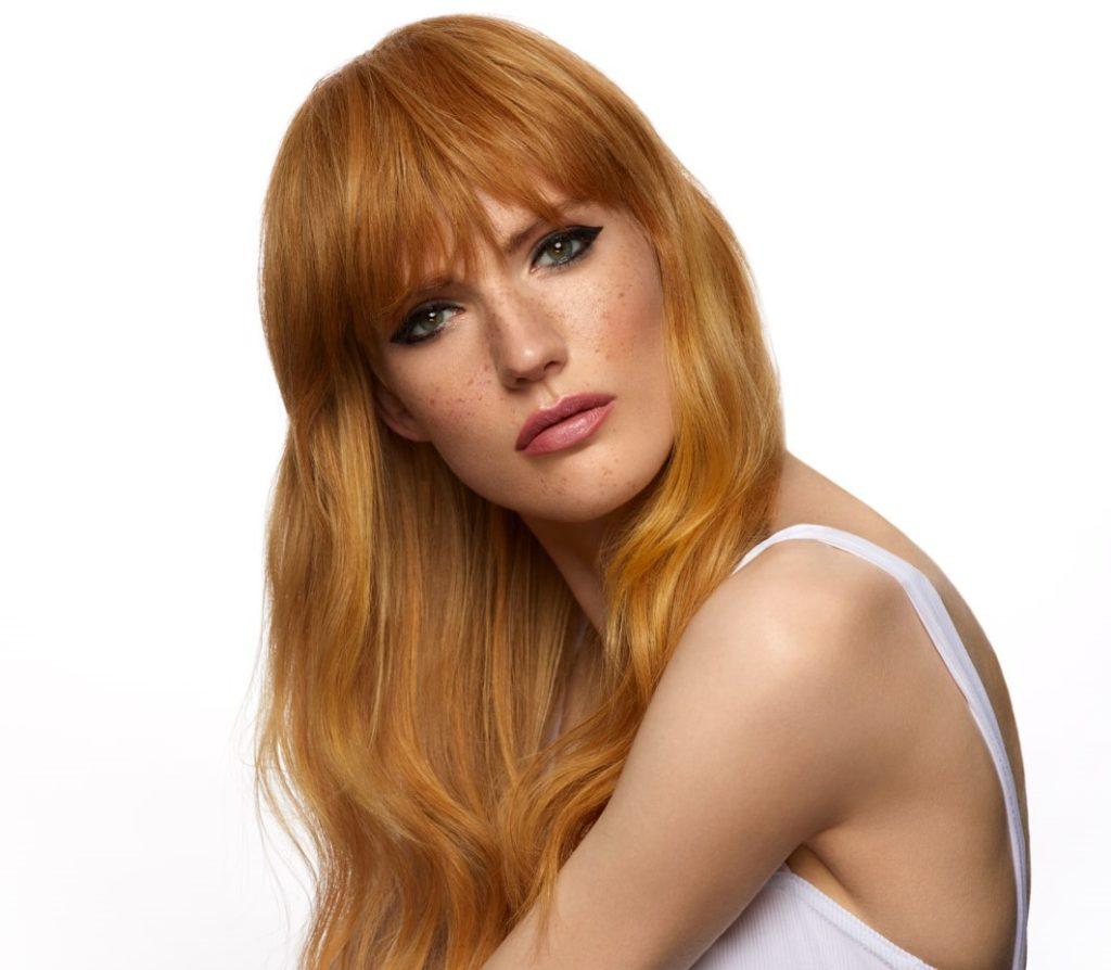 joc hair coloring cream model